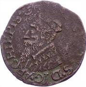 "1 Liard ""Aidant"" - Ernest of Bavaria – obverse"
