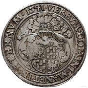1 Thaler - Friedrich II – reverse