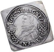 ½ Thaler - Johann Christian & Georg Rudolf – reverse