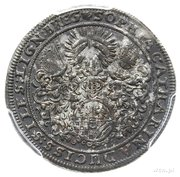 1/8 Thaler - Georg III & Christian (Death of Sophie Katharina) – obverse