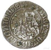 1 Groschen - Friedrich II (Liegnitz) – reverse