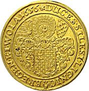 5 Ducat - Georg III, Ludwig IV & Christian – reverse