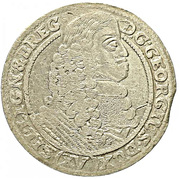 15 Kreuzer - Georg III – obverse