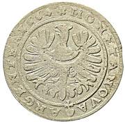 15 Kreuzer - Georg III – reverse