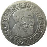 1 Groschen - Friedrich II – obverse