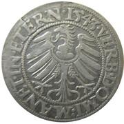 1 Groschen - Friedrich II – reverse