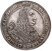 1 Thaler - Ludwig IV – obverse