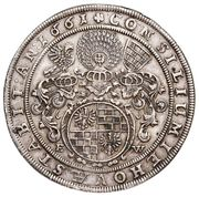 1 Thaler - Ludwig IV – reverse