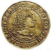 1 Ducat - Georg III (Brieg) – obverse