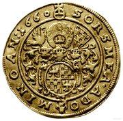 1 Ducat - Georg III (Brieg) – reverse