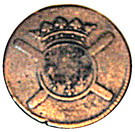 10 Sols (Siege Coinage) – obverse