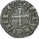 1 Denier - Arthur de Bretagne (1275-1301) – obverse