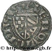 1 Denier - Arthur de Bretagne (1275-1301) – reverse