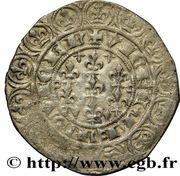 1 Gros - Charles de Blois – reverse
