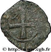 1 Denier - Jean III de Bretagne et Jeanne de Savoie – reverse