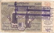 50 Pfennig (Linz - Mittelstands-Wirtschafts-Genossenschaft) – obverse