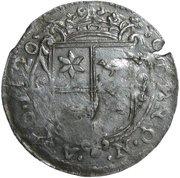 1/21 Thaler - Simon VII. – obverse