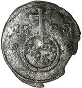 3 Pfennig - Simon VI. – reverse