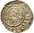 1 Sterling - Bernhard III. (Blomberg) – reverse