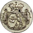 1 Groschen - Paul Alexander Leopold II – obverse
