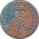 3 Pfenninge - Paul Friedrich Emil Leopold III – obverse