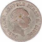 ½ Silber Groschen - Paul Alexander Leopold II – obverse