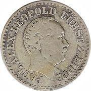 1 Silber Groschen - Paul Alexander Leopold II – obverse