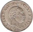 2½ Silber Groschen - Paul Alexander Leopold II – obverse