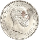 2½ Silbergroschen - Paul Friedrich Emil Leopold III – obverse