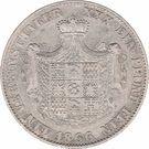 1 Vereinsthaler - Paul Friedrich Emil Leopold III – reverse