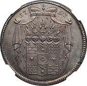 1 Gulden - Friedrich Wilhelm Leopold (Prize Gulden) – obverse