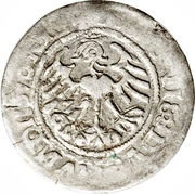 Halfgroat - Zygmunt I (Lithuania) – reverse