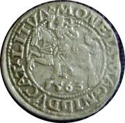 Halfgroat - Zygmunt II August (Lithuania) – reverse