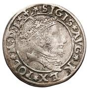 1 Groat - Zygmunt II August – obverse