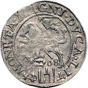 1 Groat - Zygmunt II August (2nd portrait) – reverse