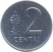 2 Centai -  reverse