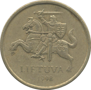 10 Centų -  obverse
