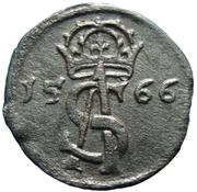 2 Denar - Zygmunt II August (Lithuania) – obverse