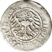 Halfgroat - Zygmunt I (Lithuania) -  reverse
