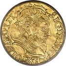 Dukat - Zygmunt II August (Wilno mint) – obverse