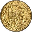 Dukat - Zygmunt II August (Wilno mint) – reverse