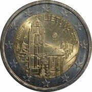 2 Euro (Vilnius) -  obverse