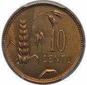 10 Centų (Reverse Trial strike) – reverse