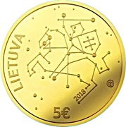 5 Euro (Technological Sciences) -  obverse