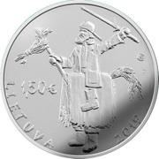 1½ Euro (Mardi Gras) -  obverse