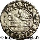 Double Parisis Amedeus von Genf (Liverdun mint) – reverse