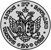 24 Kopecks - Elizaveta (Krasny; pattern; type 1) – reverse