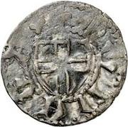 1 Lübische - Wennemar von Brüggeneye (Reval; hollow cross) – obverse