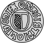 1 Pfennig - Wolter von Plettenberg (Wenden) – obverse