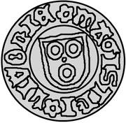 1 Pfennig - Freytag von Loringhoven (Wenden) – obverse